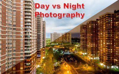 Day Verses Night Photography