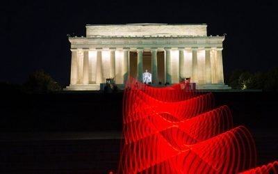 Episode 14: Light painting with the Pixelstick in Washington DC.