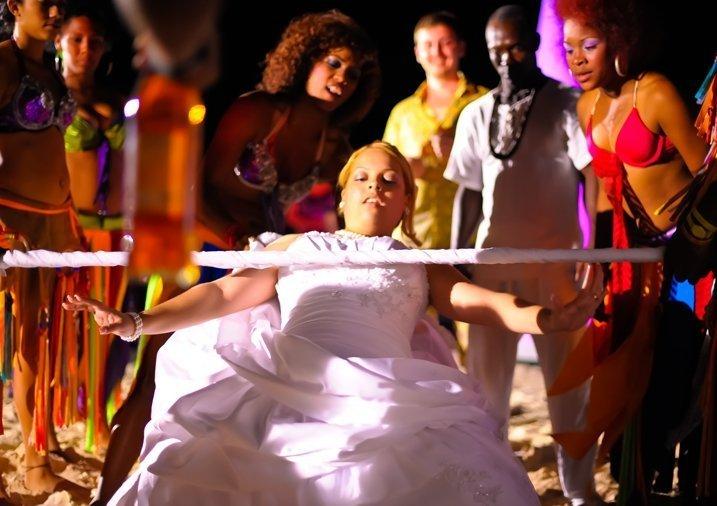 punta cana desination wedding photographer