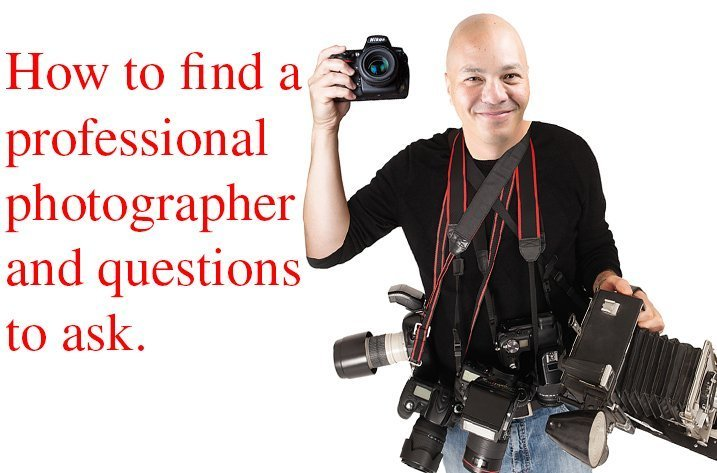 How to find a professional wedding photographer new york city