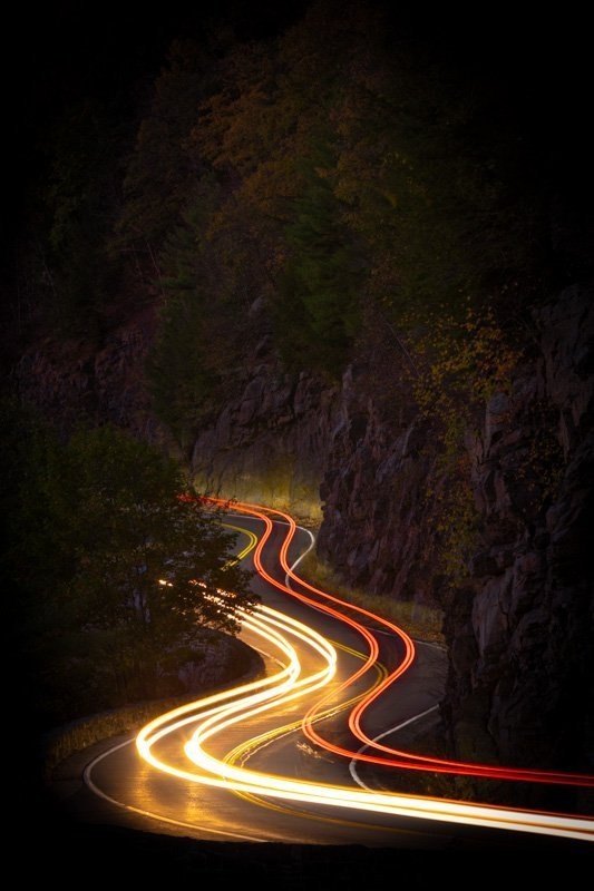 3 - professional long exposure night images hawks nest highway port jervis ny - colonphoto.com_