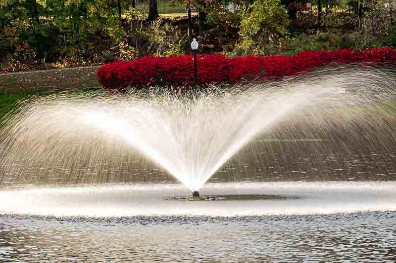 verona park fountain