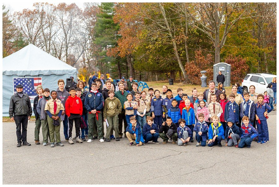 WEST ROXBURY BOY SCOUTS