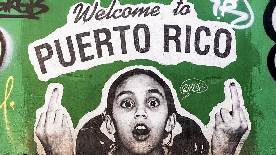 Puerto Rican Street Art & Graffiti