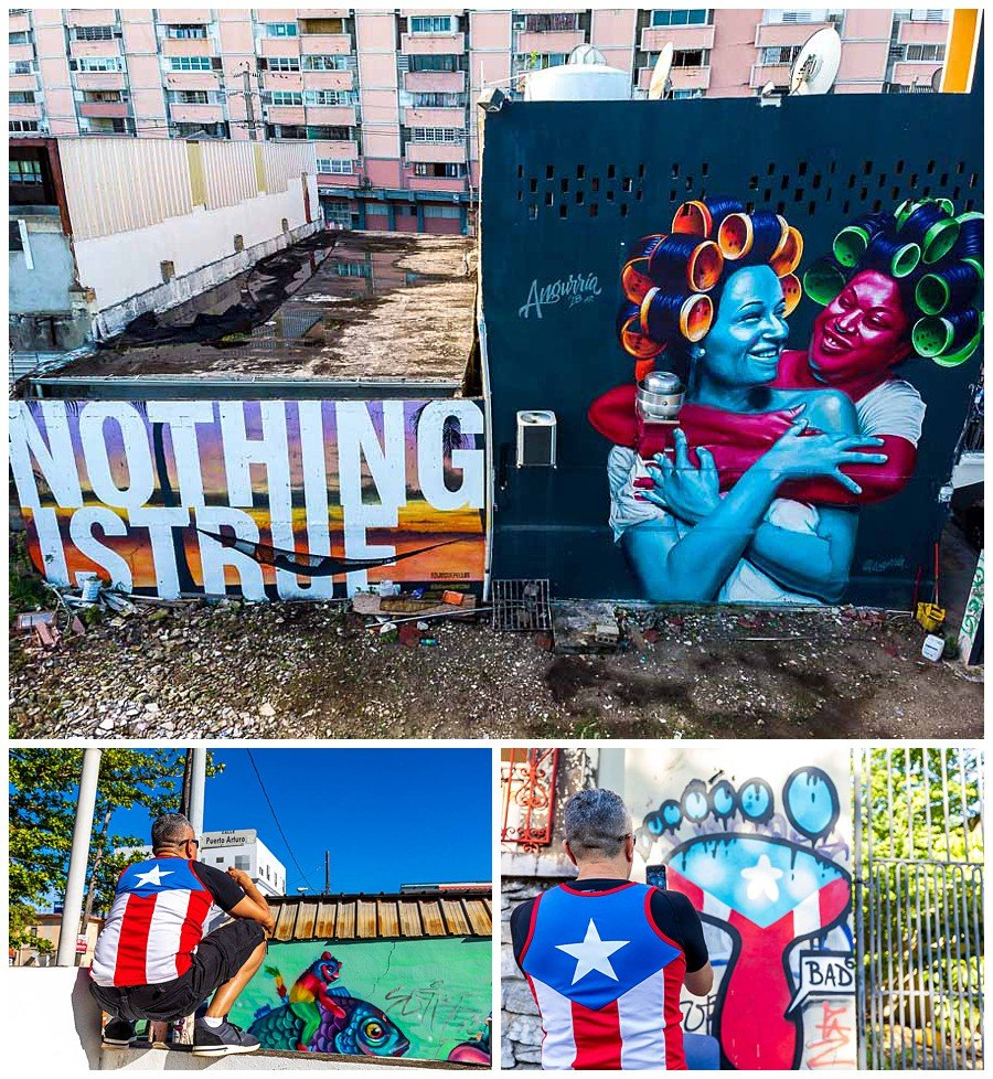 Santurce Street Art Graffiti