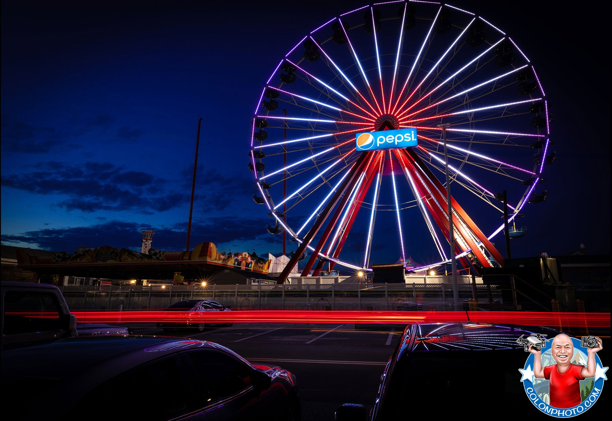 OCEAN-CITY-MARYLAND-BOARDWALK-NIGHT-PHOTO-LONG-EXPOSURE---colonphoto.com