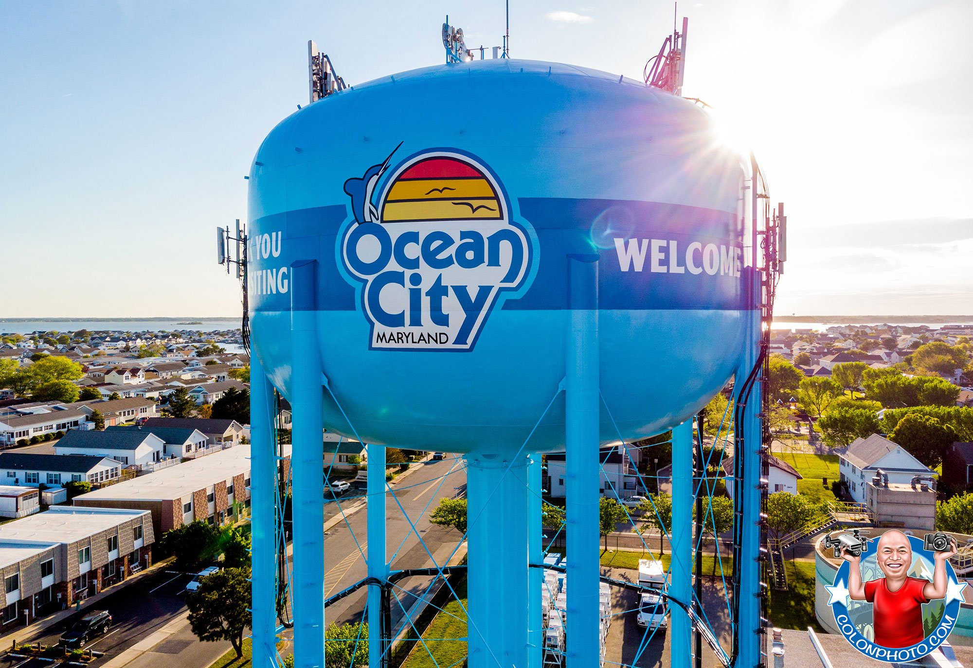 OCEAN-CITY-MARYLAND---DRONE-PHOTO-WELCOME-TO---colonphoto.com