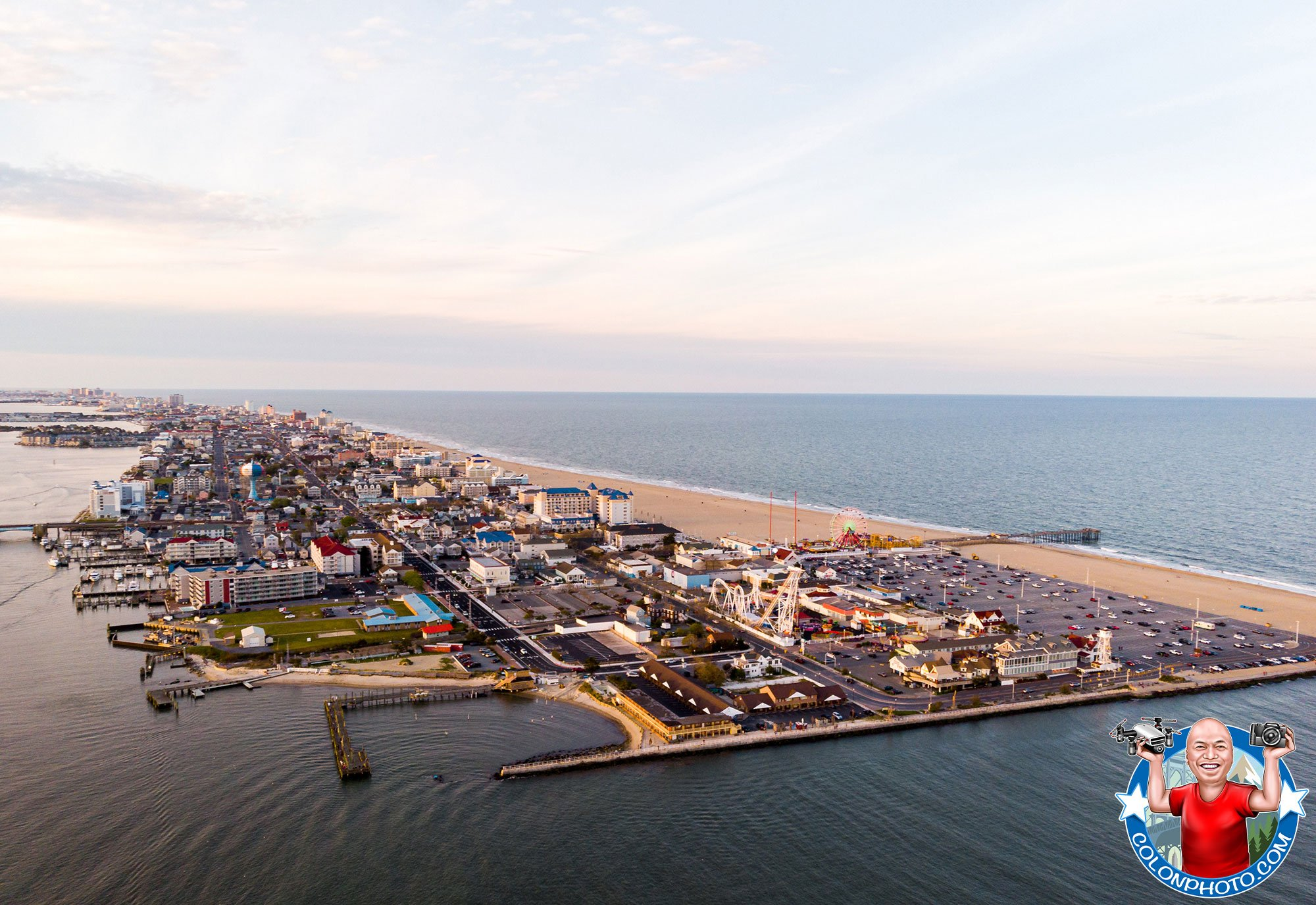 OCEAN-CITY-MARYLAND---DRONE-PHOTO---colonphoto.com